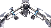 Lume Cube Kit for DJI Inspire Drone from Drones Made Easy San Diego