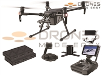 Matrice 210 Law Enforcement Bundle by Drones Made Easy San Diego