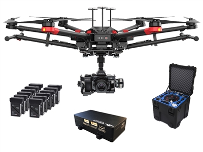 Matrice 600 Pro + A7RII + Gremsy Map Pilot Combo from Drones Made Easy San Diego