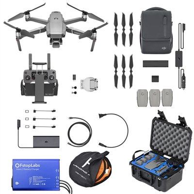 Mavic 2 Pro - Advanced Bundle