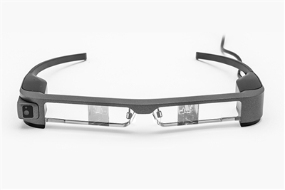 Epson Moverio BT-300 Smart Glasses  from Drones Made Easy San Diego