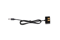 Osmo - Battery (2 PIN) to DC Power Cable from Drones Made Easy San Diego