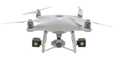 Lume Cube Kit for DJI Phantom 4 from Drones Made Easy San Diego