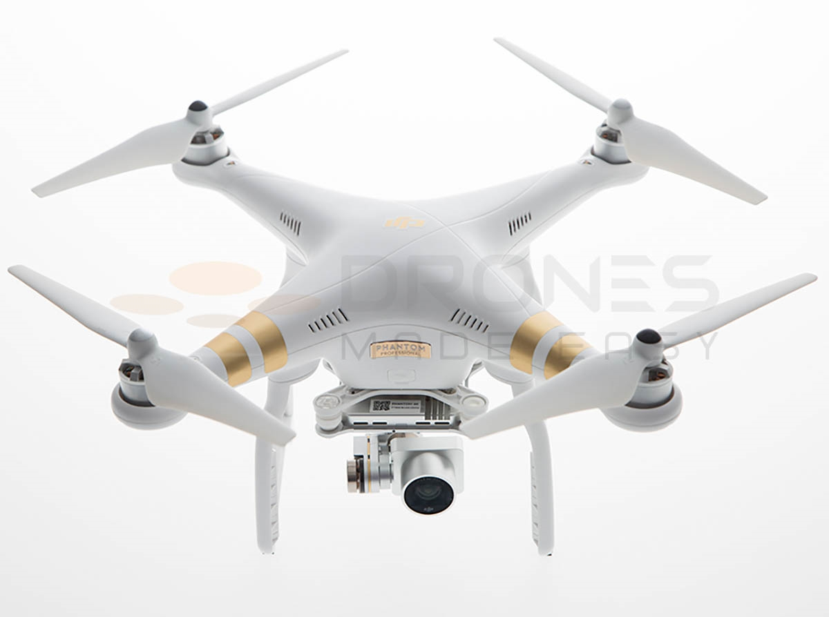Phantom 3 Professional Quadcopter With 4K Camera