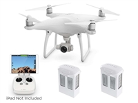 DJI Phantom 4 Pro V2.0 quadcopter drone with 4K camera battery