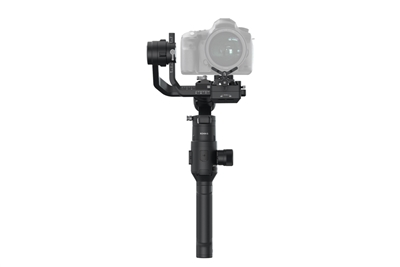 DJI Ronin-S Camera Gimbal for DSLR and Mirrorless Camera systems.