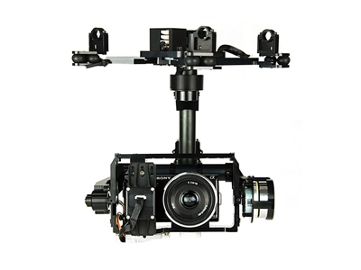 DJI Zenmuse Z15 3-axis Gimbal for Sony Alpha7 from Drones Made Easy San Diego