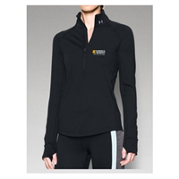 Ladies UA Coldgear Armour 1/2 Zip