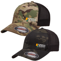 Flexfit Trucker Mesh - Multicam - 2 Colours Available