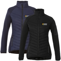 LADIES BANFF HYBRID INSULATED JKT LADIES