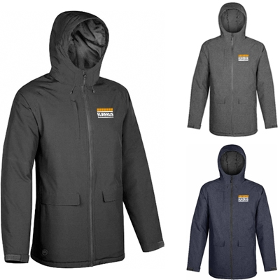 MEN'S ASCENT INSULATED PARKA