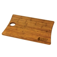 Woodland Bamboo Cutting Board