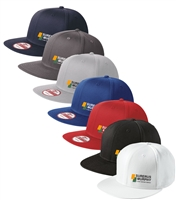 NEW ERA® FLAT BILL SNAPBACK CAP