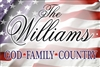 personalized American flag Family sign God Family Country