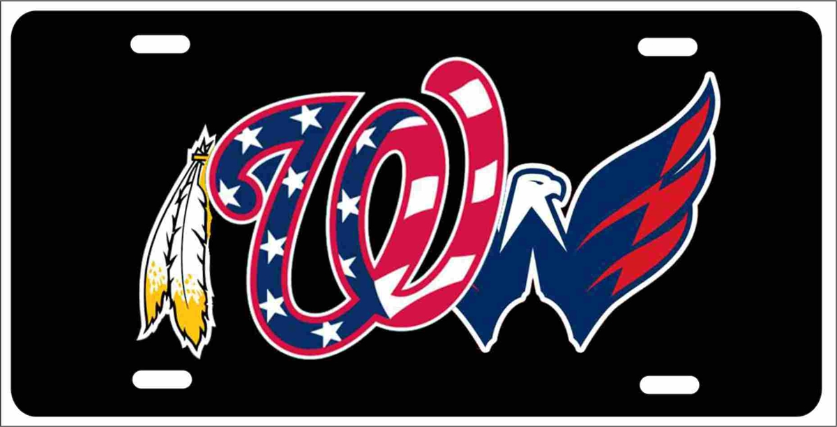 Washington Sport Teams Nationals Capitals And Redskins