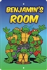 Ninja Turtles Personalized Novelty Custom Made Aluminum Kids Room Sign