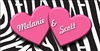 personalized novelty license plate two pink hearts on zebra stripes car tag Custom License Plates, Personalized License Plates, Decorative License Plates, Front License Plates, Car Tags, airbrush