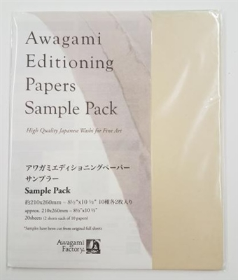 Awagami Editioning Papers
