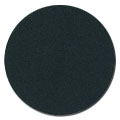 "5"" x NH Sanding Discs Plain Paper Black Heavy Duty 36 grit"