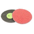 Fiber Quick Change Locking Sanding Discs
