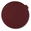 "6"" x NH Aluminum Oxide Paper Backed Heavy DutyTab Adhesive Sanding Discs 36 grit"