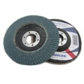 "4-1/2"" x 7/8"" Flap Discs T-29 Conical 120 grit"