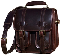 Day Tripper Leather Messenger Bag