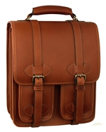 Expediter Leather Messenger Bag