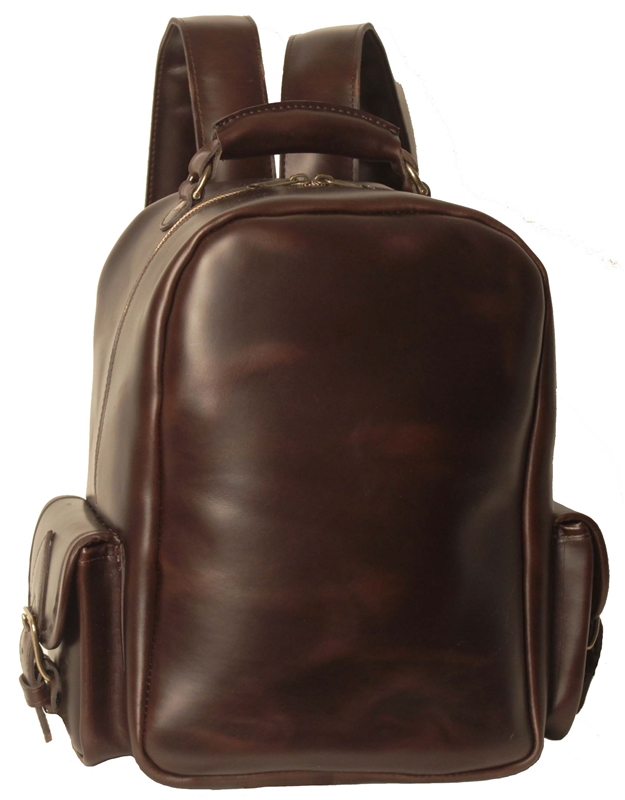 Solicitor Leather Backpack