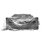 2 Seater Sofa Polythene Cover