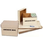 Archive Box Pack (Pack of 20)