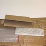 Computer Keyboard Box