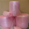 Pink Anti - Static Bubble Wrap