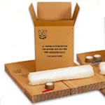 Shorty Tea Chests Box Pack (Pack of 10)