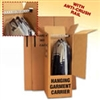 Wardrobe Box Pack (Pack of 3)