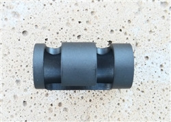 Non-Muzzlecomp Adapter (Kel-Tec sight bushing left on)