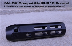 PLR 16 Forend (Body only no rails) - M-LOK Compatible