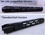 Gen 2 Sub 2000 Forend (Base unit, no rails)
