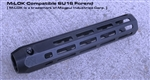 SU 16 Long Forend (Body only no rails)