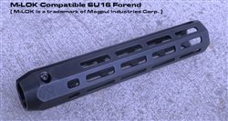 SU 16 Long Forend (Body only no rails) - M-LOK Compatible