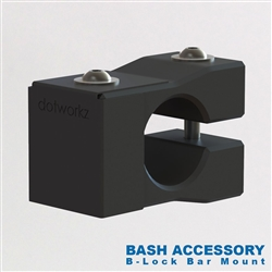B-Lock Bar Mount for BASH (AC-MT-BAR)
