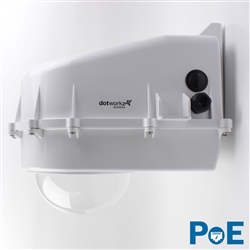 Dotworkz D2 Heater Blower Camera Enclosure IP68 with PoE (D2-HB-POE)