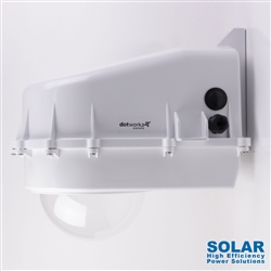 Dotworkz D2 High Efficiency Power Tornado Camera Enclosure IP68 for Solar Applications (D2-TR-SOLAR)