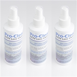 Dome Wizard PRO-CLEAN CLEANING SOLUTION 3 PACK (DW-3PROCL)