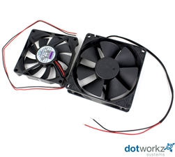 Replacement Fan for Interior Assembly CD 12V for D2, D3