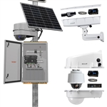 Dotworkz Solar Camera Enclosure & Power Station (Model Eclipse)
