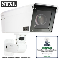 S-Type XL IP66 Extra Large Camera Housing for Static Cameras with Long Lenses (STXL-BASE)