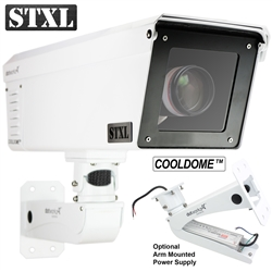 S-Type XL IP66 Extra Large Camera Housing for Static Cameras with Long Lenses (STXL-CD)