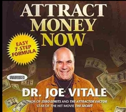 Joe Vitale's Attract Money Now Pac - Download, MUST LEAVE VALID EMAIL ADDRESS