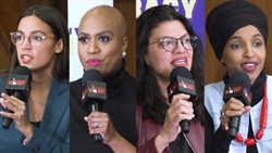 Democracy Now! exclusive interview with The Squad: AOC, Ayanna Pressley, Rashida Talib & Ilhan Omar- DVD